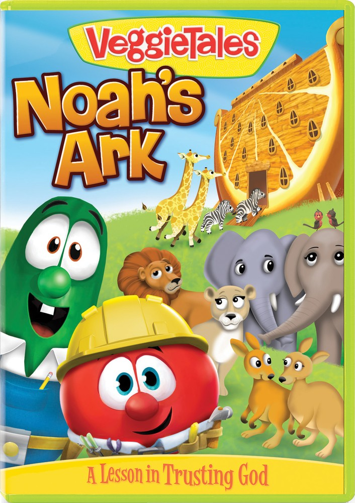 Noah's Ark – New VeggieTales Movie