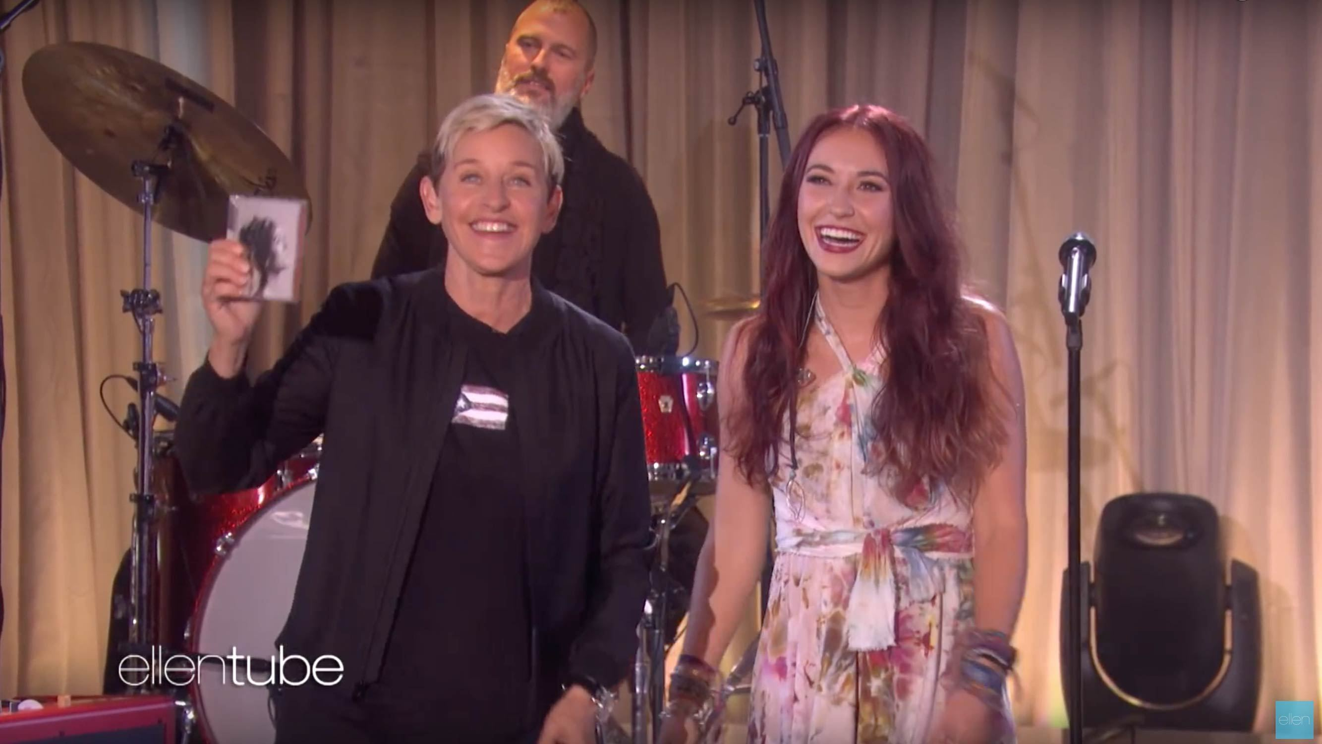 Lauren Daigle On Ellen